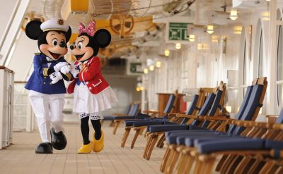 Disney Cruise Mickey Mouse