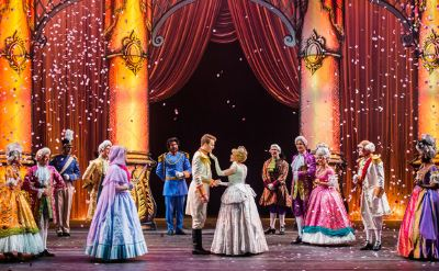 Disney Magic stage show