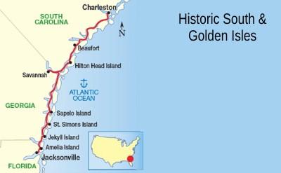 Map Of Georgia Golden Isles.Map Of Georgia Golden Isles Twitterleesclub